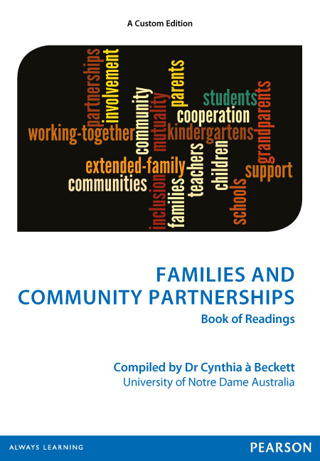 abfe62ab32ac61 Pearson 9781488609428 9781488609428 Families and Community Partnerships   Book of Readings (Custom Edition) ...