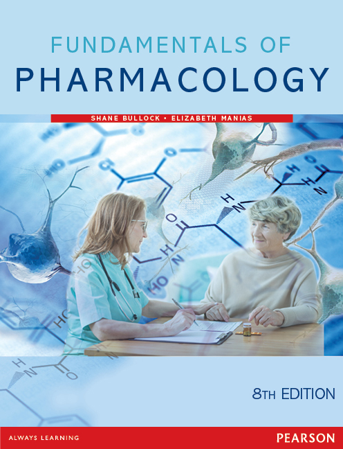 Fundamentals of pharmacology 8th bullock shane manias fundamentals of pharmacology fandeluxe Image collections