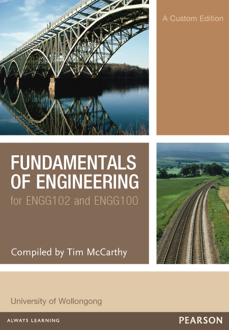 Fundamentals of Engineering Mechanics for ENGG102 and ENGG100 (Custom  Edition)