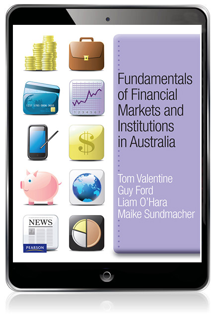 Fundamentals of financial markets and institutions in australia pearson 9781488610813 9781488610813 fundamentals of financial markets and institutions in australia custom edition ebook fandeluxe Choice Image