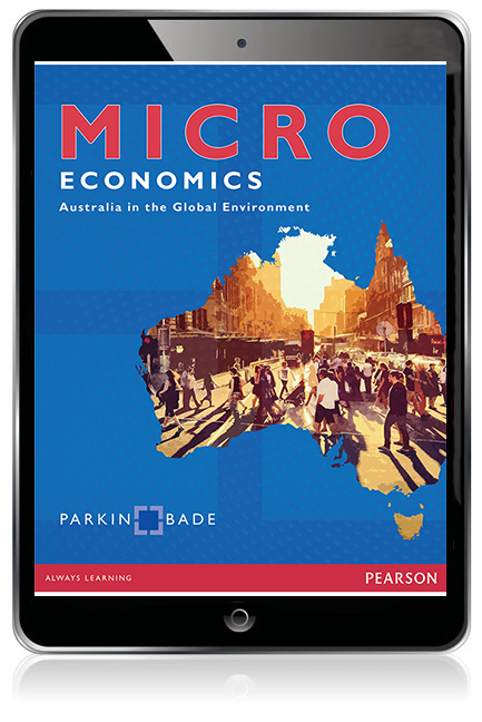 parkin and bade microeconomics pdf