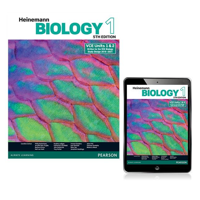vce biology 1 2 textbook pdf