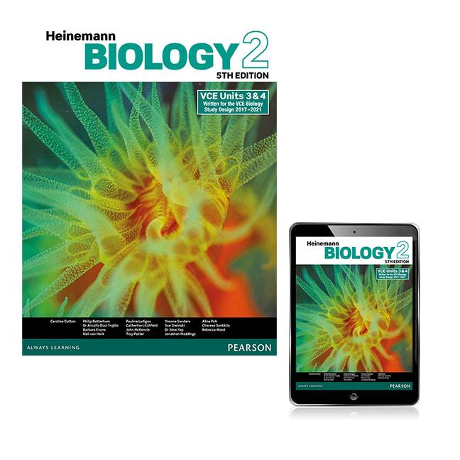 Heinemann Biology 2 Student Book With Reader 5th Batterham