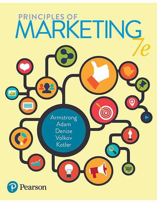 Principles of marketing 7th armstrong gary et al buy online at a flagship marketing resource that provides an introduction to marketing concepts strategies and practices with a balance of depth of coverage and ease of fandeluxe Image collections