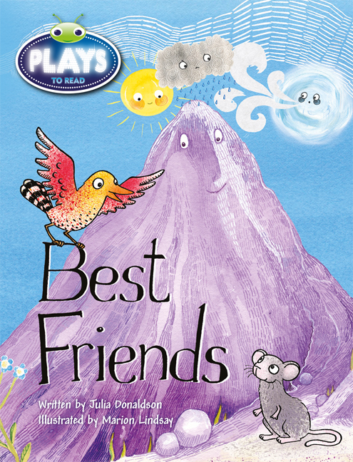 Bug Club Plays - Green: Best Friends (Reading Level 12-14/F&P Level G-H)