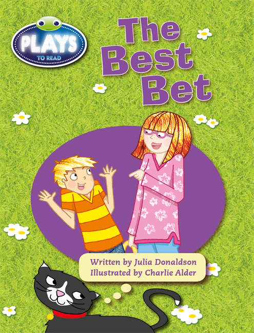 Bug Club Plays - Turquoise: The Best Bet (Reading Level 17-18/F&P Level J)