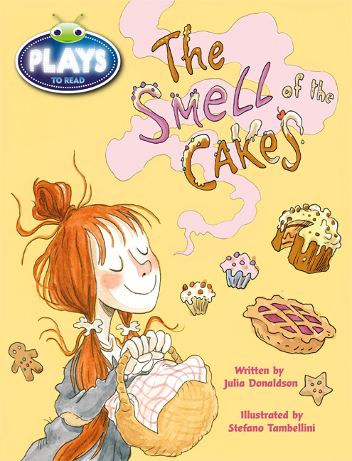 Bug Club Plays - Lime: The Smell of the Cakes (Reading Level 25-26/F&P Level P-Q) - Image