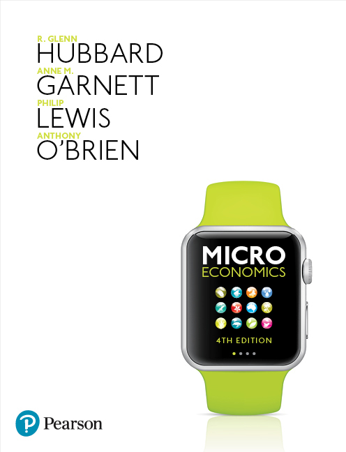 Microeconomics 4th hubbard glenn et al buy online at pearson pearson 9781488612497 9781488612497 microeconomics fandeluxe Images