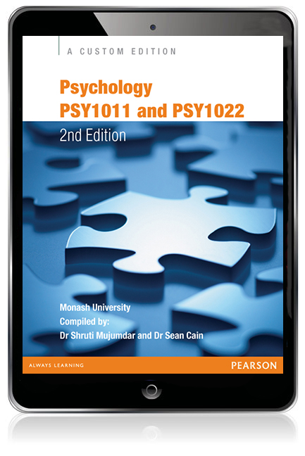 Psychology psy1011 and psy1022 custom edition ebook 2nd pearson 9781488613067 9781488613067 psychology psy1011 and psy1022 custom edition ebook fandeluxe Image collections
