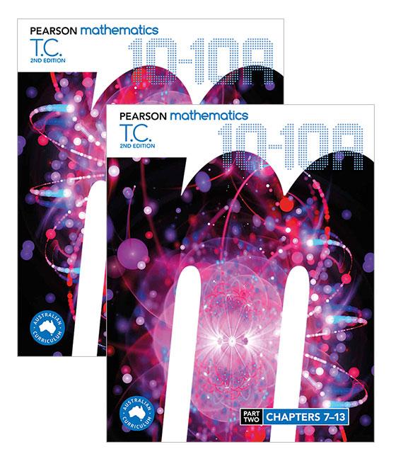 Pearson Mathematics 10 10a Teacher Companions 2nd Ashcroft Evelyn Et Al Buy Online At Pearson