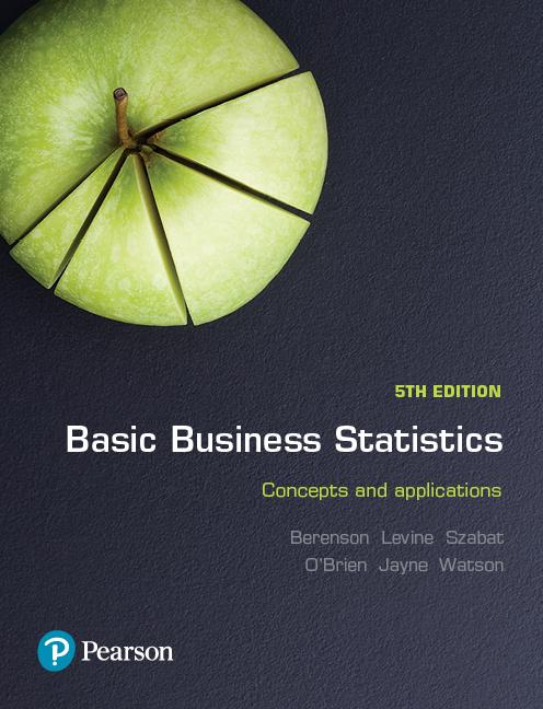 Basic Business Statistics - Image