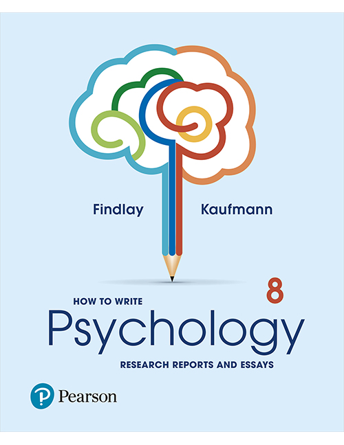 how to write psychology research reports and essays th findlay  how to write psychology research reports and essays th edition