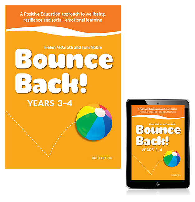 Bounce Back! Years 3-4 with eBook - Image