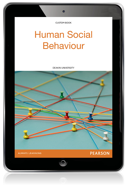 Human social behaviour custom edition ebook 1st vaughan buy pearson 9781488619113 9781488619113 human social behaviour custom edition ebook fandeluxe Image collections