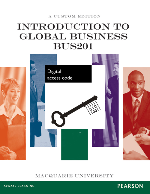 Introduction to global business bus201 custom edition ebook 1st pearson 9781488619229 9781488619229 introduction to global business bus201 custom edition ebook fandeluxe Images