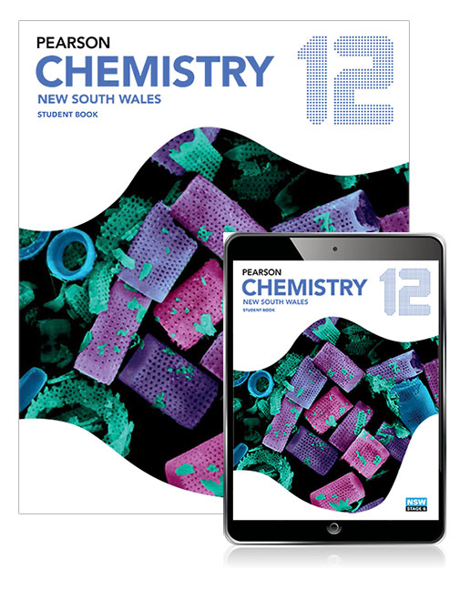 Pearson Chemistry 12 New South Wales Student Book with eBook - Image