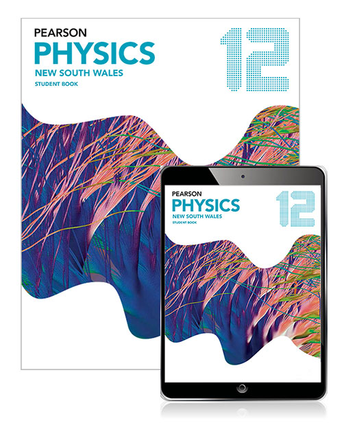 Pearson Physics 12 New South Wales Student Book with eBook - Image