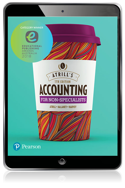 Accounting for non specialists ebook 7th atrill peter et al buy pearson 9781488619854 9781488619854 accounting for non specialists ebook fandeluxe Image collections