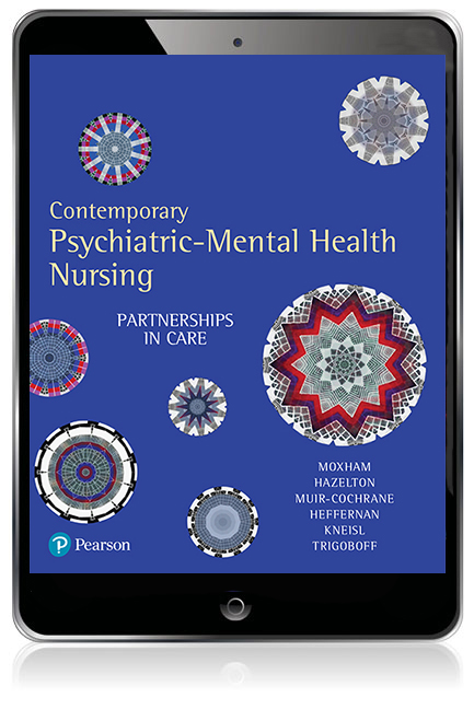 Contemporary psychiatric mental health nursing partnerships in pearson 9781488620119 9781488620119 contemporary psychiatric mental health nursing partnerships in care ebook fandeluxe Image collections