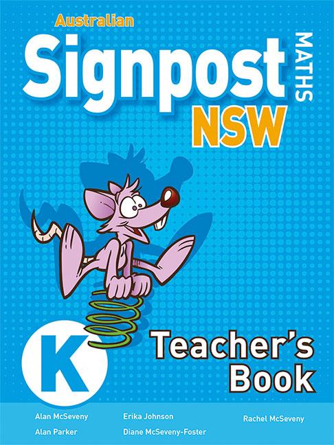 Australian Signpost Maths NSW K Teacher's Book - Image
