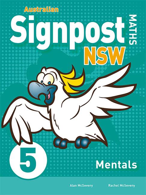 Australian Signpost Maths NSW 5 Mentals - Image