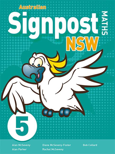 Australian Signpost Maths NSW 5 Student Activity Book - Image