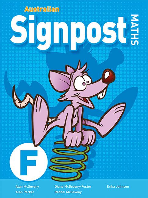 Australian Signpost Maths F Student Activity Book - Image