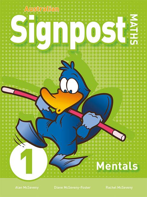 Australian Signpost Maths 1 Mentals - Image
