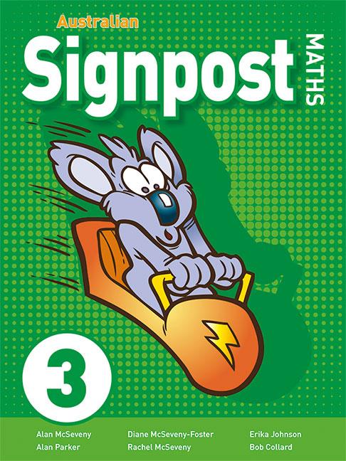 Australian Signpost Maths 3 Student Activity Book - Image