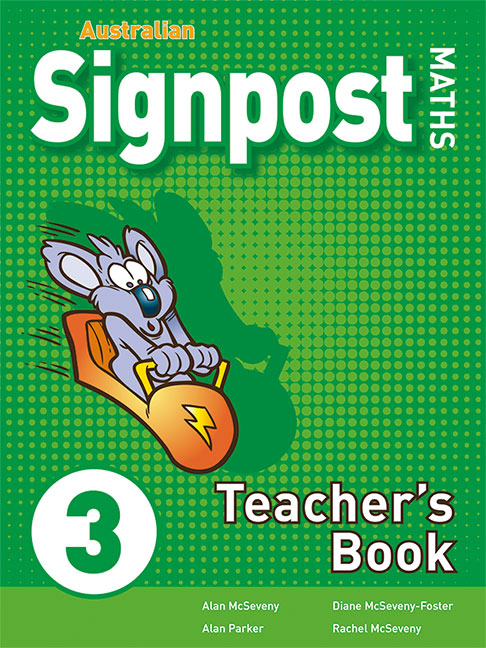 Australian Signpost Maths 3 Teacher's Book - Image