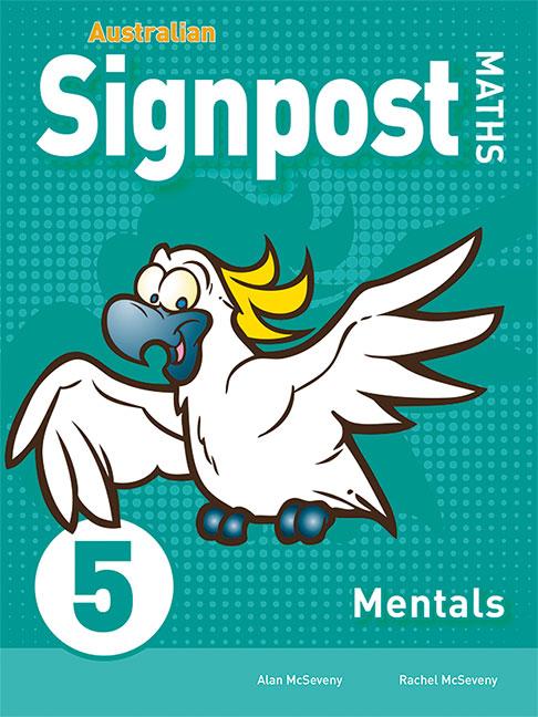 Australian Signpost Maths 5 Mentals - Image