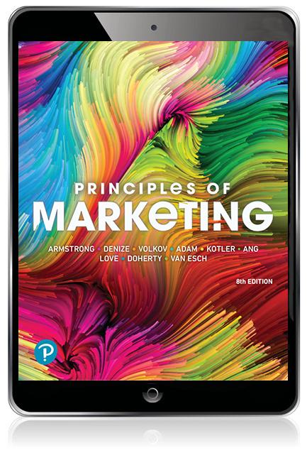 Principles of Marketing eBook - Image