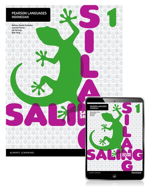 Saling Silang 1 Student Book with eBook - Image