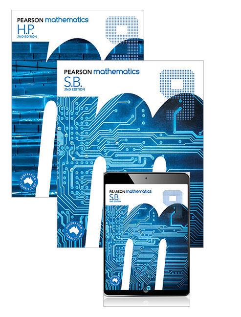 Pearson Mathematics  9 Student Book, eBook, Lightbook Starter and Homework Program
