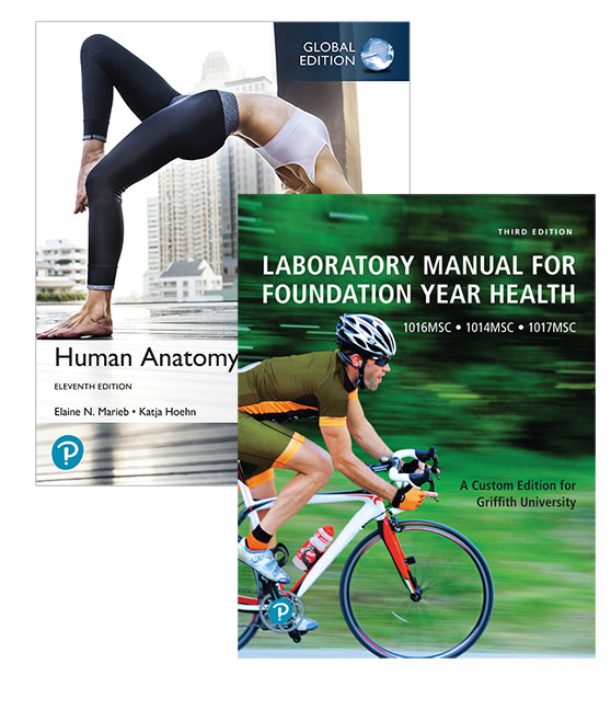 Human Anatomy Physiology Global Edition Mastering Ap With