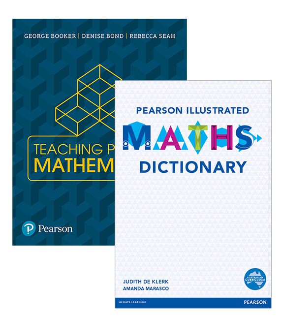Teaching Primary Mathematics + Pearson Illustrated Maths Dictionary, 6th Edition