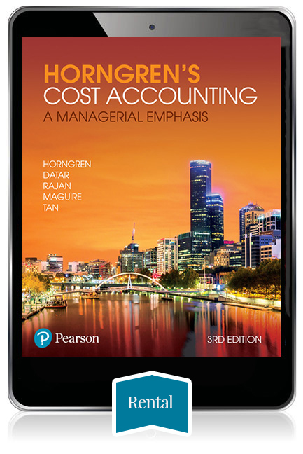 horngren cost accounting 14e Horngren's accounting, the financial chapters: global edition 11/e tracie l miller-nobles, brenda l mattison, ella mae matsumura isbn: 9781292119335.