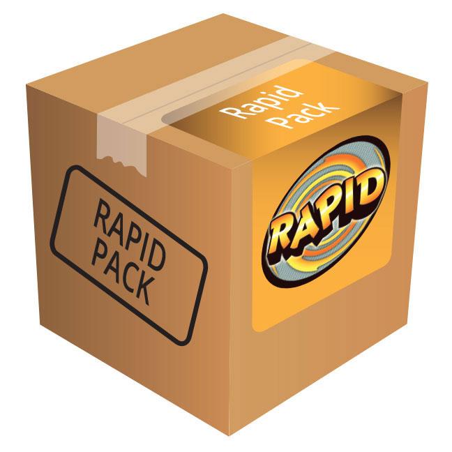 Rapid Phonics Steps 1-3 Pack (1x56)