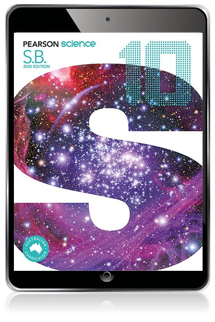 Pearson Science 10 eBook - Image