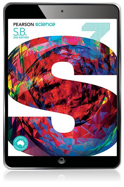 Pearson Science  7 eBook - Image