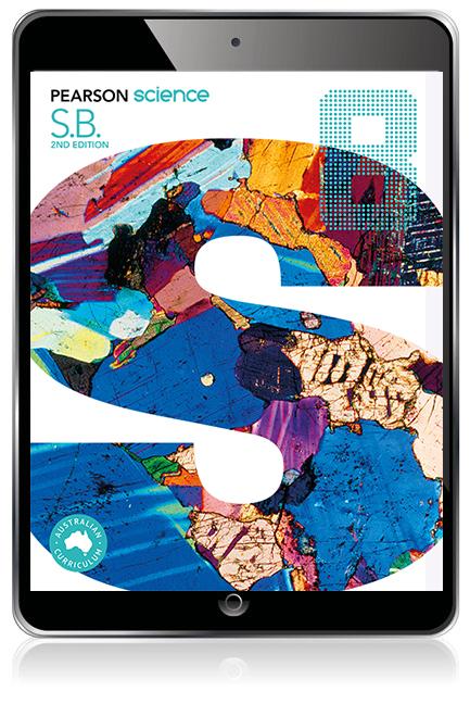 Pearson Science  8 eBook - Image