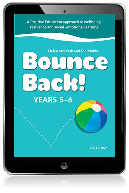 Bounce Back! Years 5-6 eBook - Image