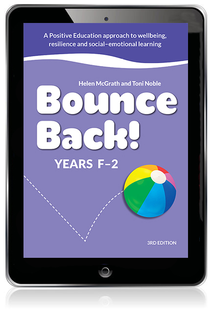 Bounce Back! Years F-2 eBook - Image