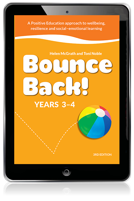 Bounce Back! Years 3-4 eBook - Image
