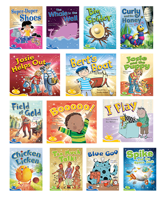 Bug Club Early Phonic Fiction Value Pack