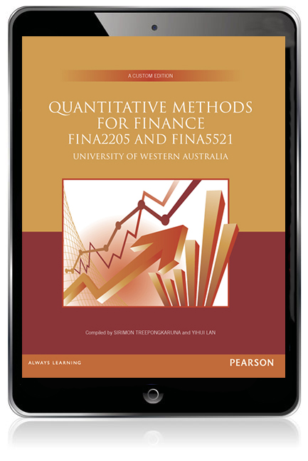 Pearson search results with category quantitative methods for finance custom edition etext fandeluxe Image collections