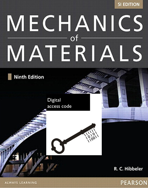 Mechanics of materials si edition ebook 9th hibbeler russell c containing hibbelers hallmark student oriented features this text is in four colour with a photorealistic art program designed to help students visualise fandeluxe Choice Image