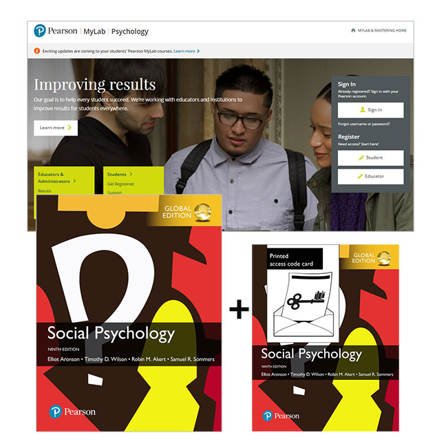 Social psychology global edition mylab psychology with etext 9th pearson 9781488687464 9781488687464 social psychology global edition mylab psychology with etext fandeluxe Image collections