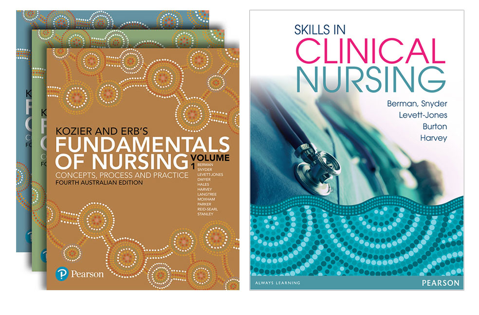 Kozier and Erb\'s Fundamentals of Nursing + Skills in Clinical ...