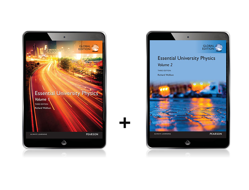 Essential University Physics: Volumes 1 & 2, Global Edition eBook